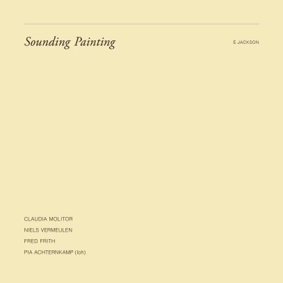 E. Jackson – Sounding Painting 2021
